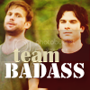Damon &amp; Alaric Icon Pictures, Images and Photos